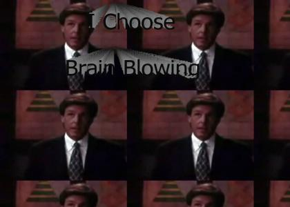 Scientology gives you a choice