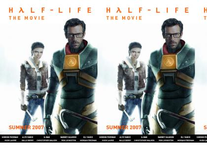 Half-Life The Movie (updates to come)