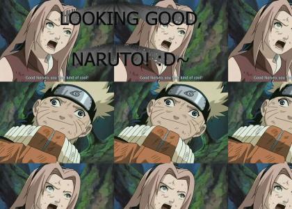 Gimped Naruto
