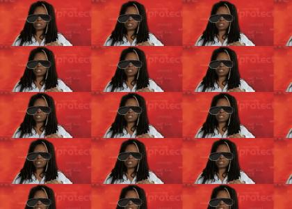 Whoopi Goldbird™ talks about Crystal Metherz™
