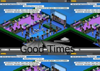 Welcome To Habbo Con 2006