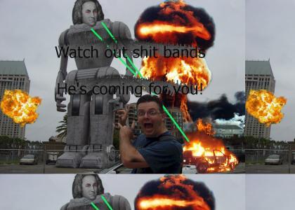 Robot Bach!