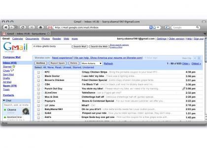 Obama's Inbox Hacked