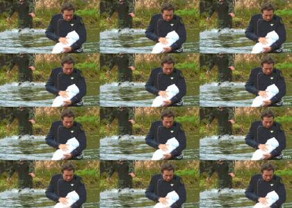Adama Hates Babies