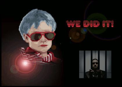 WE DID IT!  (Max Goldberg Edition)