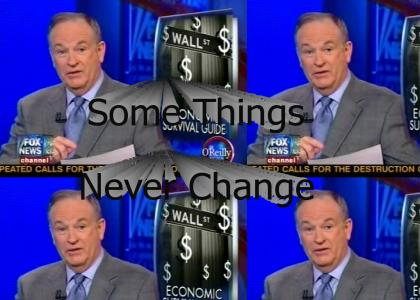 Bill O'Reilly Does It Live