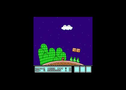 Super Mario Galaxy! New for the NES!