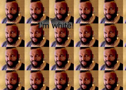 Mr. T had one weakness..