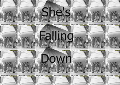 Dear God Shes Falling