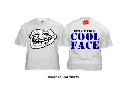 TShirTMND: Put on your COOL FACE