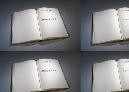 Harry Potter- The Seventh Book
