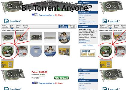 BitTorrent Anyone?