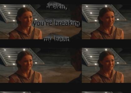 anakin you're breaking my heart!!