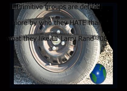 Primitive Groups HATE