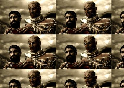 300TMND: Xerxes has a proposition for Leonidas