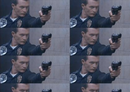T-1000 terminates The Burger King
