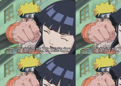 Naruto won't be let down