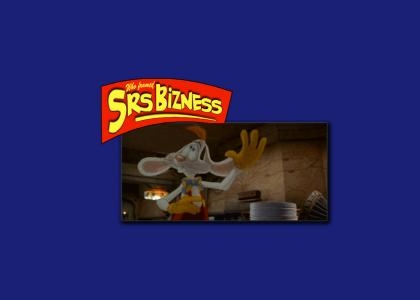 WHO FRAMED SRSBIZNESS?