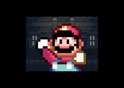 Mario Needs Therapy