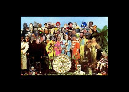 Brian Peppers Lonely Hearts Club Band