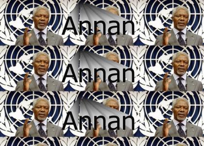 United Nations Secretary-Genaral: Kofi...