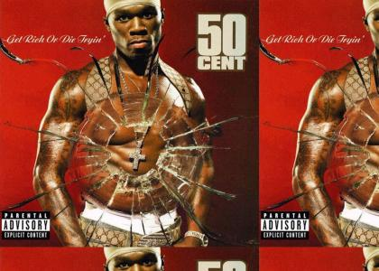 50 cent isn't intellegent