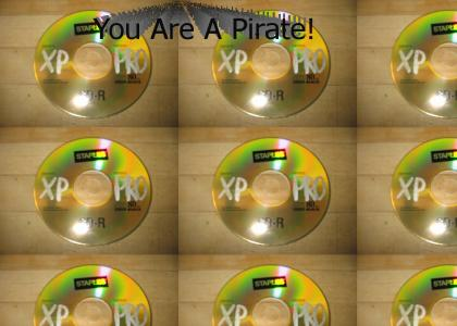 You Are A Pirate!