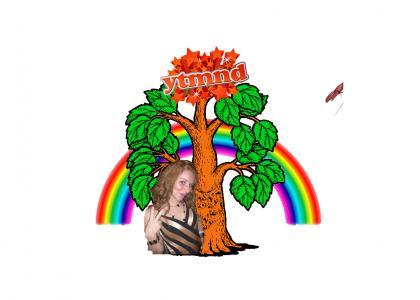 Don't watter the faggot tree!