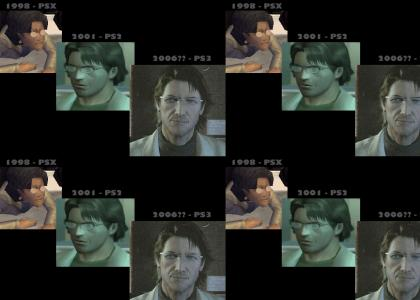 Stages of Otacon