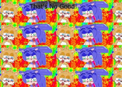 Sonic's on Drugs?!