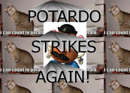 Mister Potato Fail