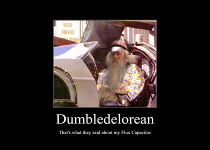 Dumbledelorean