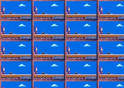 Sonic - Flying Battery Zone