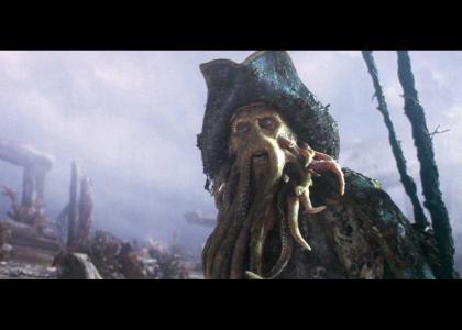 Cthulhu Pirate!