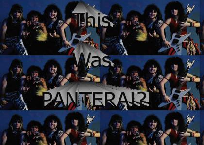 Pantera's Horrible Past