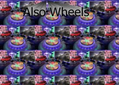 Wheel Of Fortunes Ridin Spinners