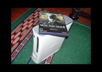 MGS4 on 360 Confirmed!!! (Ver. 3)