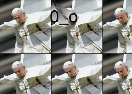 Evil Pope's true identity
