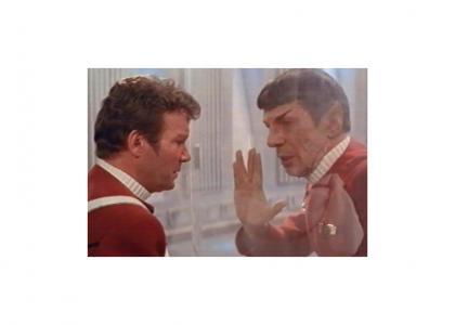 Spock is is Dead...