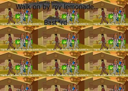 Walk on By my lemonade