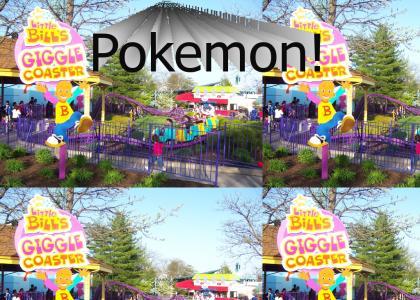 Little Bill's Pokemon Coaster!