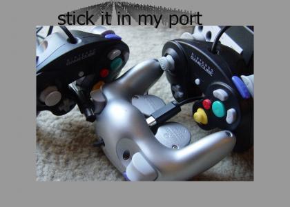 Nintendo Controller Orgy