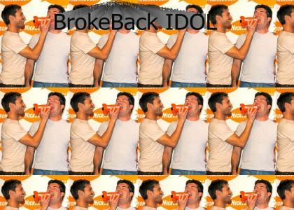 Brokeback Idol