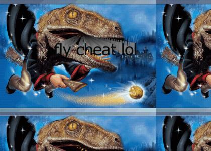 raptor potter soars!