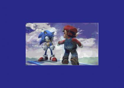 Sonic Joins The Brawl!!
