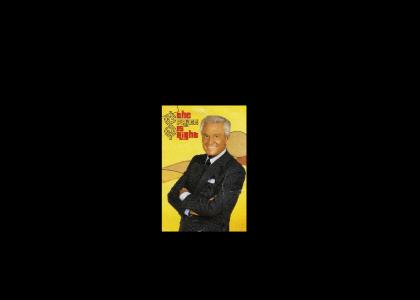 Bob Barker Doesn't change Facial Expressions