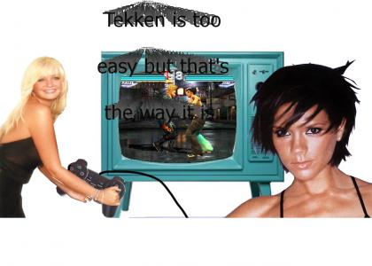 Tekken is Too Easy