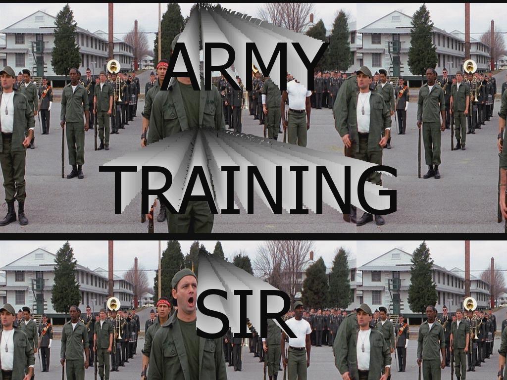 armytraining