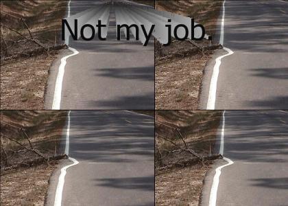N*gga Painted My Road
