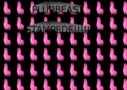 PLURBEAST STAMPEDE!